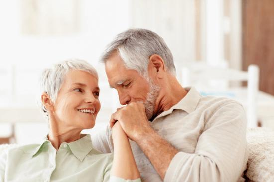 Выделения у женщин после 60 лет